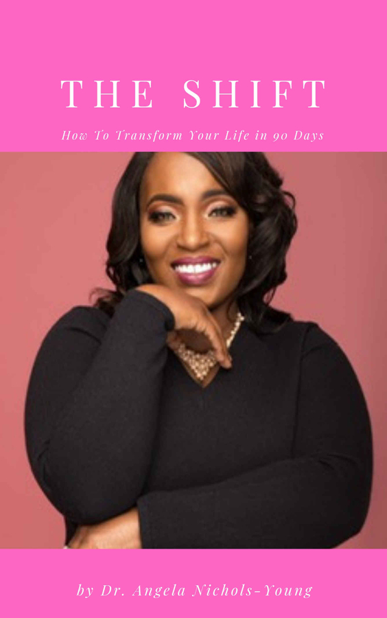 "Angela Nichols Releases Her New Book, ""The Shift"""