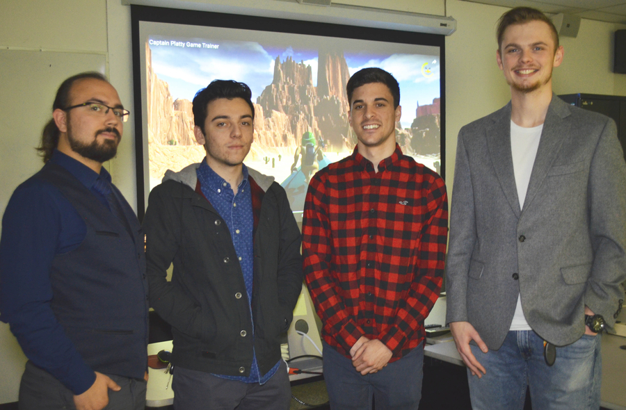 The New Face Of Gamers. Los Angeles Area College Students Redefine The Future Of Video And Board Game Entertainment And Relevancy. Woodbury U. Game Art and Design Seniors Talk 2-D, VR, Innovation