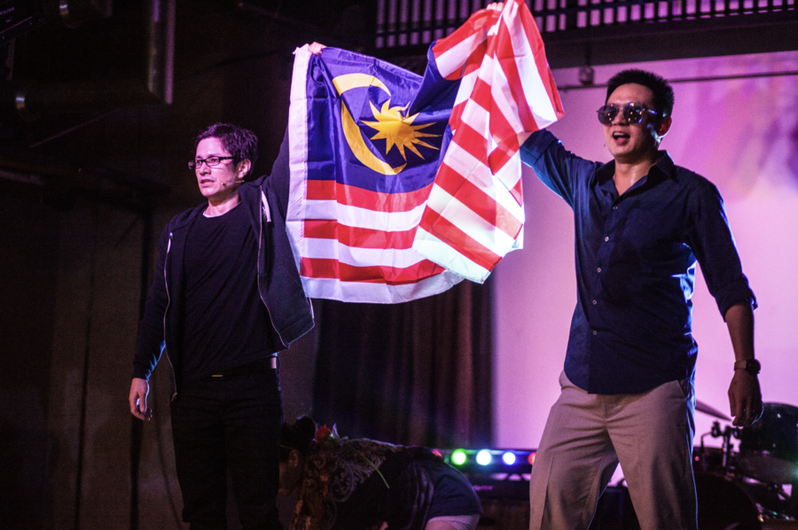 MADE IN AMERICA by the Malaysian / Australian Duo TerryandTheCuz Makes its World Premiere at Joe's Pub