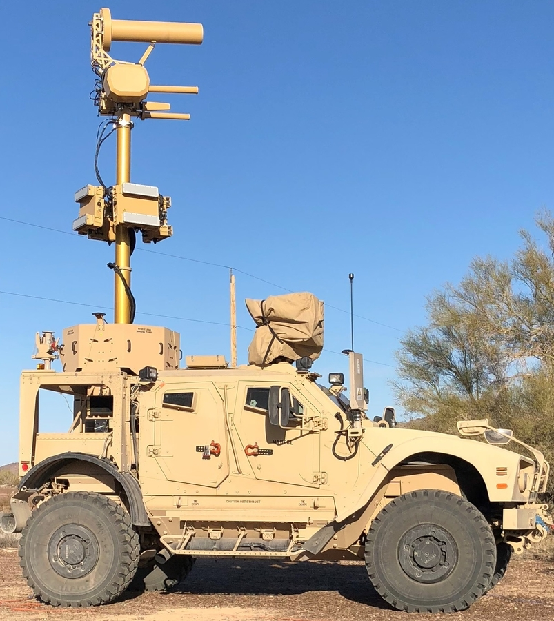 Liteye Systems Chosen as a Subject Matter Expert in the Fight Against Emerging Unmanned Threats