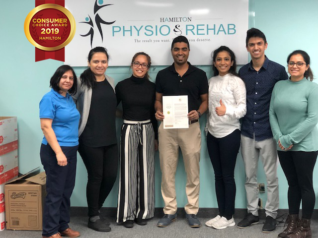 Consumers Sit Down with Avinash Singh from Hamilton Physio & Rehab