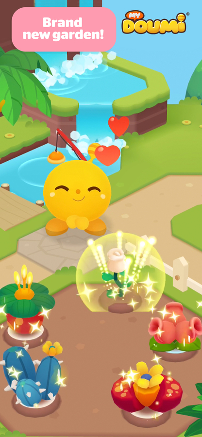 Virtual Pet Game My Doumi Launches on Android in New Update!