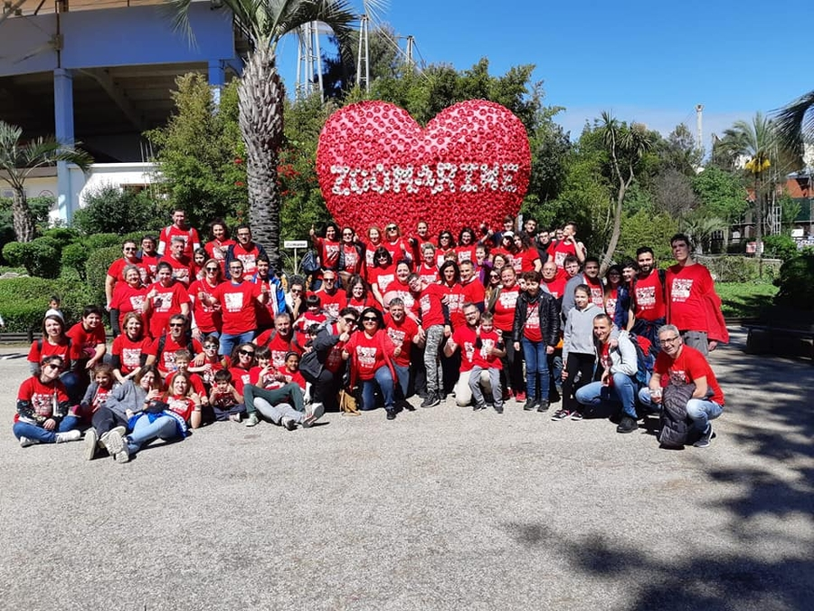 "The International 22q11.2 Foundation, Inc., hosted the 9th Annual ""22q at the Zoo"" Worldwide Awareness Day at Zoos, Parks & Playgrounds Worldwide"
