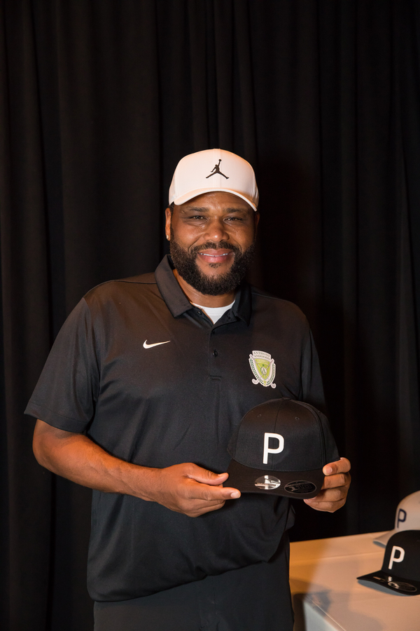 Over $500,000 was raised at Anthony Anderson's 3rd Annual Celebrity Golf Classic benefiting The Anthony Anderson Family Foundation