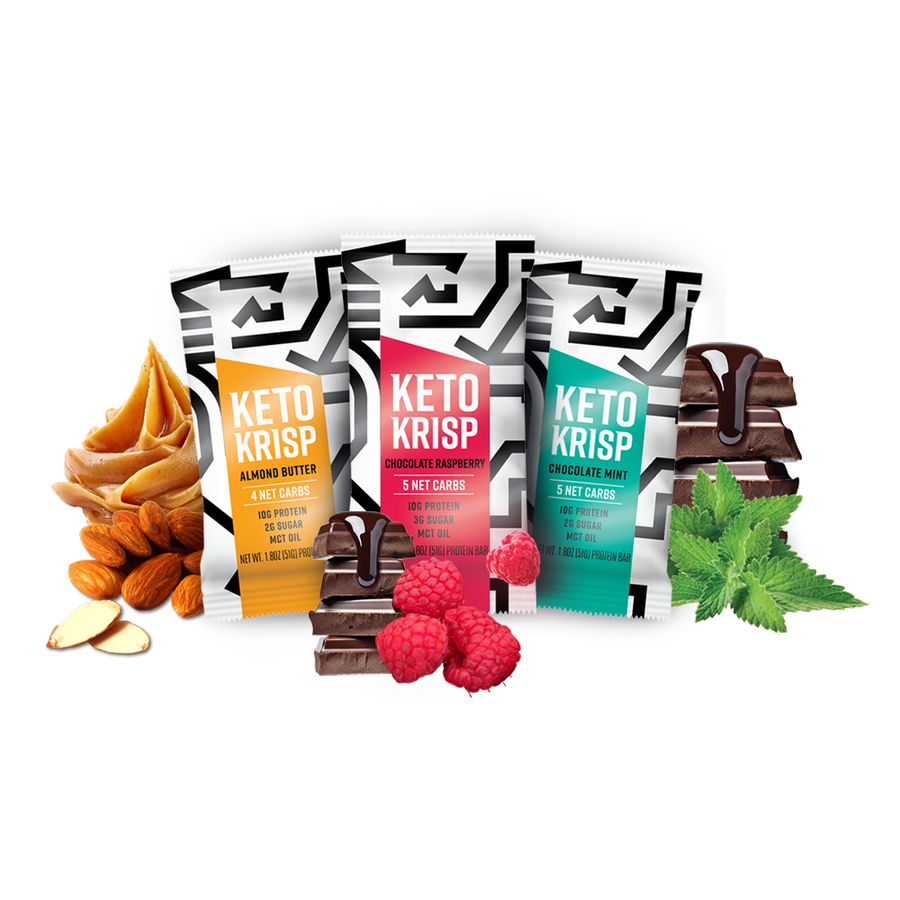 KETO KRISP™ Recognized by the National Confectioners Association