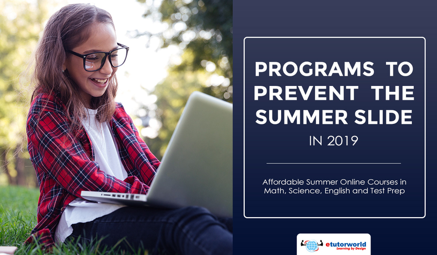 Enriching Online Summer Courses 2019 for Middle and High School Students