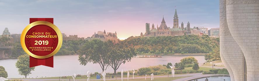 Les lauréats du prix du Choix du Consommateur 2019 |Région d'Ottawa – Gatineau