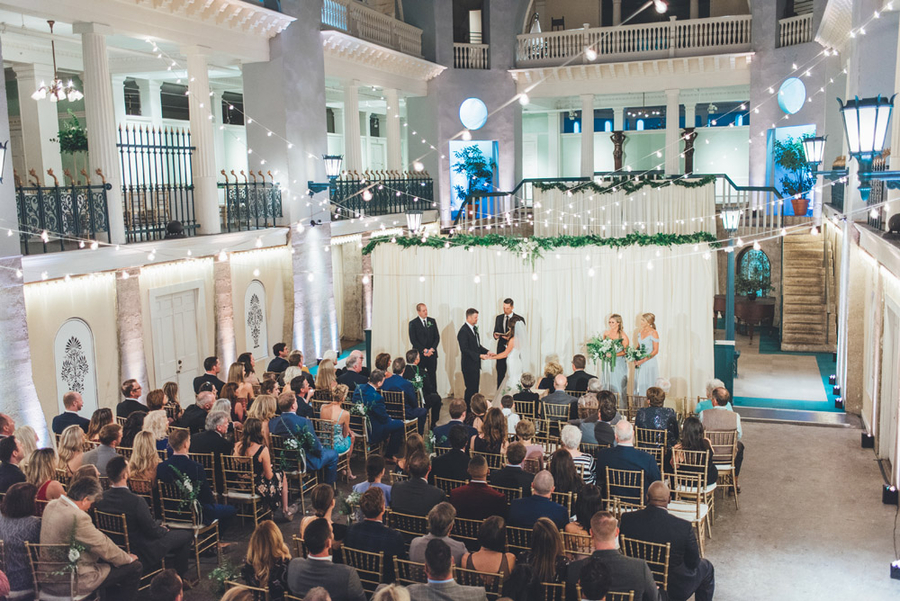 The Treasury Venue Collection Partners with The Lightner Museum in St. Augustine to Offer Weddings & Special Events