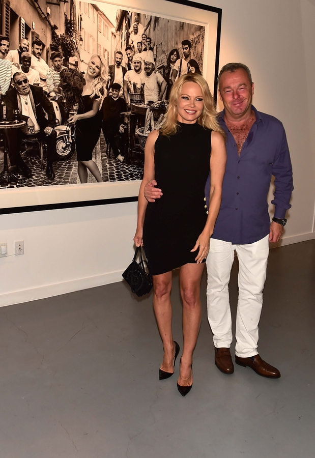 Maddox Gallery Los Angeles Presents: Pamela Anderson by David Yarrow, an Event to Benefit the Pamela Anderson Foundation