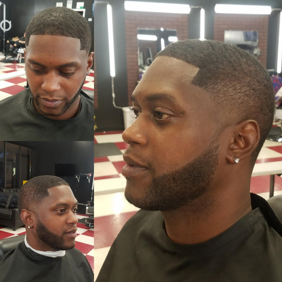 Big T da Barber Opens Arlington TX Barbershop Inside Salon and Spa Galleria