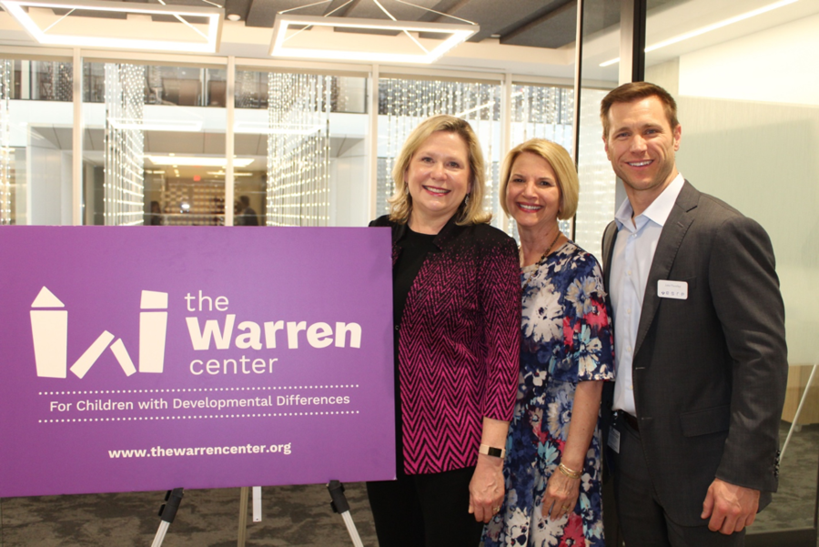 The Warren Center Focuses on Football to Benefit North Texas Children