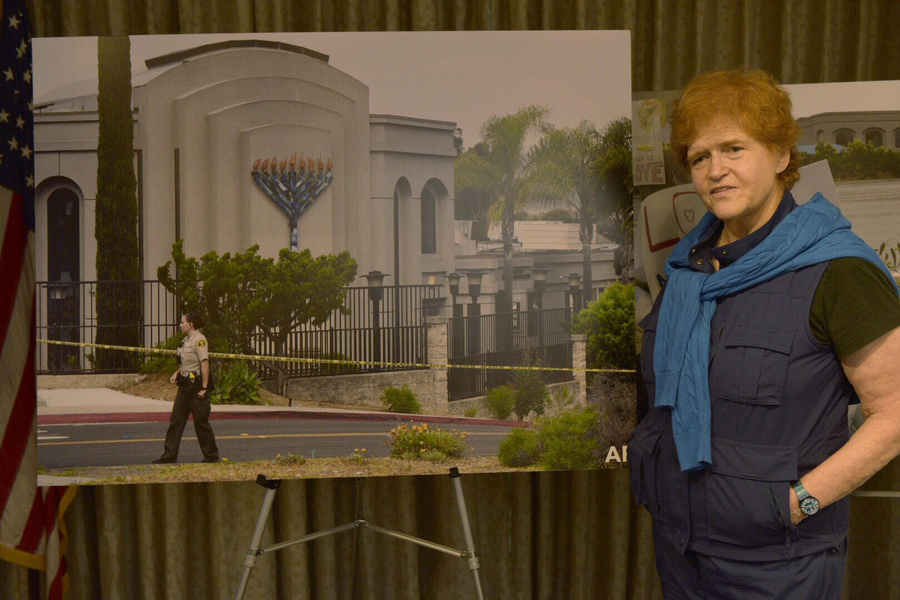 "Deborah Lipstadt at Limmud FSU New York: ""I Don't Think We Can Cure Antisemitism"""