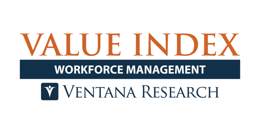 Ventana Research Releases Workforce Management Value Index