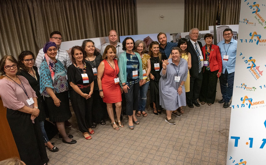Limmud FSU Annual New York Event Took Place in Manhattan