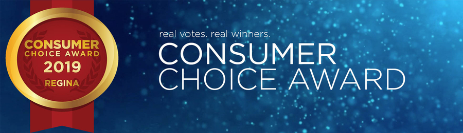 2019 Regina Region Consumer Choice Award Winners