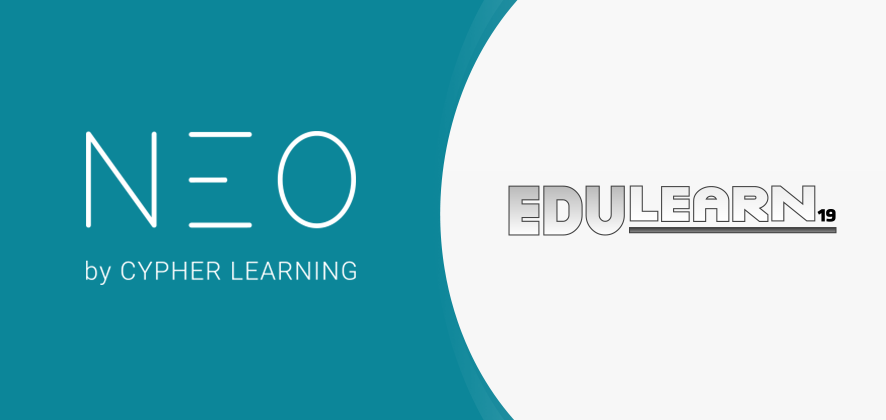 CYPHER LEARNING showcases NEO LMS at EduLearn 2019