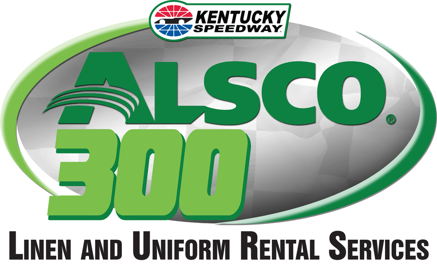 Alsco Celebrates 4th Consecutive Nascar Xfinity Series Alsco 300 at Kentucky Speedway