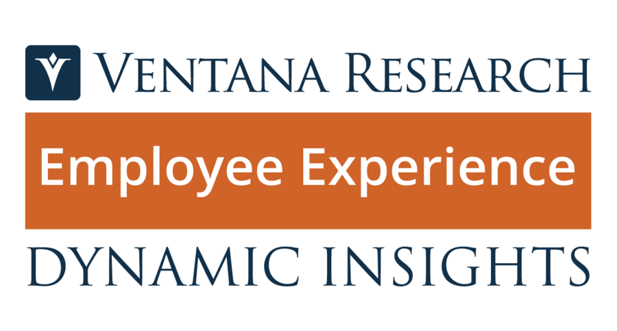 Ventana Research Launches Dynamic Insights on The Employee Experience