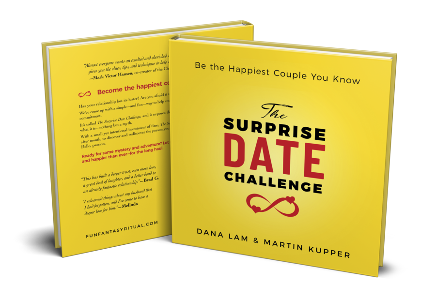 Relationship Experts Publish Book
