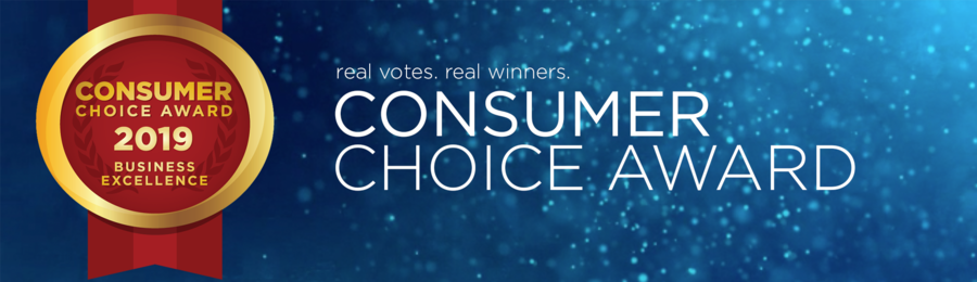 2019 Greater Toronto Area and Barrie Consumer Choice Award Winners