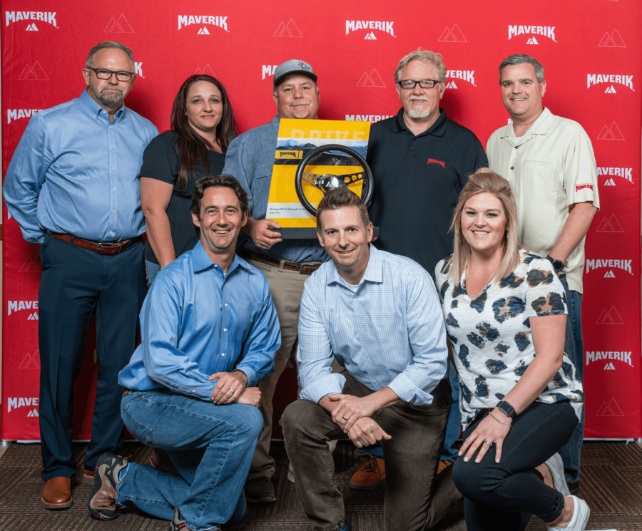 Maverik Lauds Janey Lou's Inc. at 2019 Sales & Leadership Summit