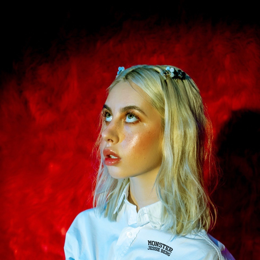 """Pop Break out Artist and LA Native Jessie Bergg Releases Hot New Single & Music Video """"Monster"""""""
