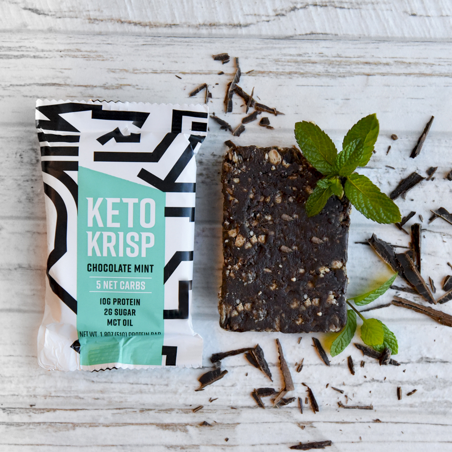 Keto Krisp named LinkedIn's Healthy Snack of the Month