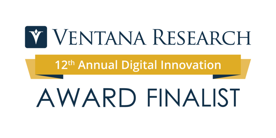 Ventana Research Announces the Digital Innovation Award Finalists for 2019