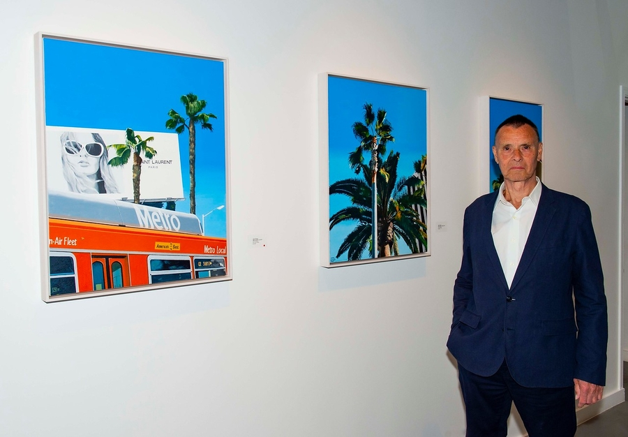 "Maddox Gallery Los Angeles Presents: John Tierney's ""Postcards from L.A."""