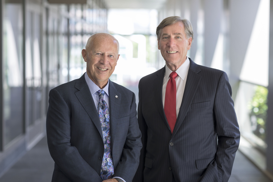 Utah Business and Civic Leaders A. Scott Anderson and Jim Laub Selected to Lead Board of the Intermountain Foundation