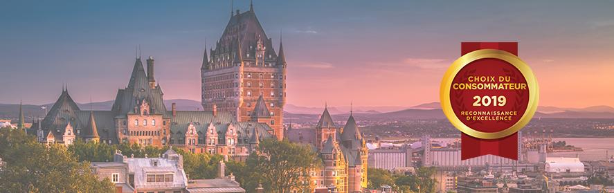 Les lauréats du prix du Choix du Consommateur 2019 |Région de Québec & Lévis