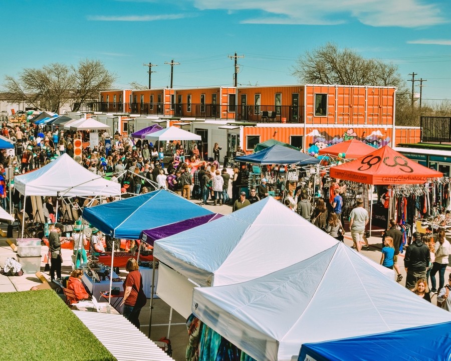 Fort Worth Design District Hosts Hot Rods and Hot Dogs Pet Adoption Event On Saturday, September 14, 2019 from 11 am to 4 pm