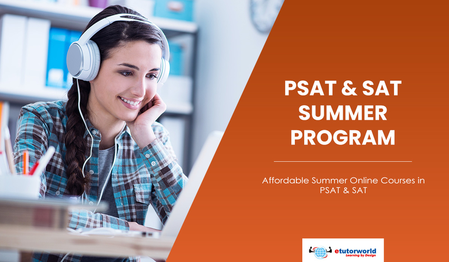 SAT and PSAT Test Prep Summer Program 2019