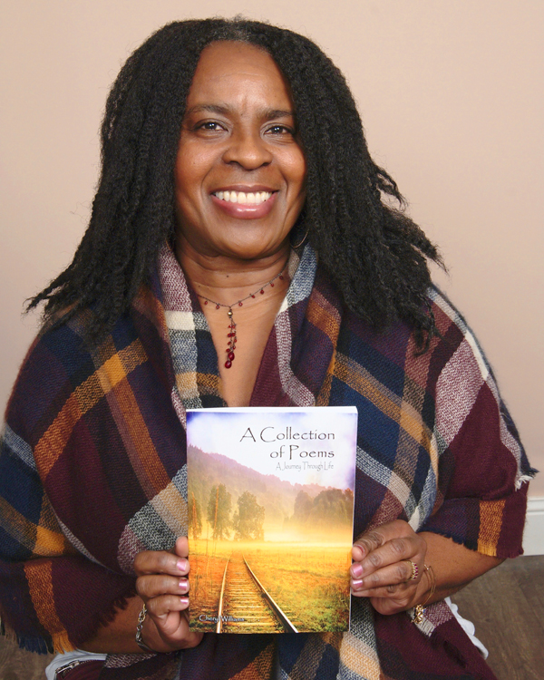 Author Cheryl Williams Named As Top Female Author In Poetry Category In 2019 Top Female Author Awards