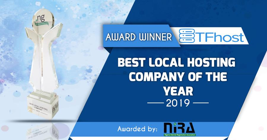 TFhost Wins Best Hosting Company Again!