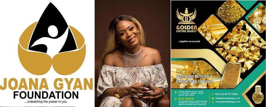 She Sources, Processes And Exports! Meet Joana Maa-Adjoa Nana Awoo Gyan, Ghana's Queen Of Gold