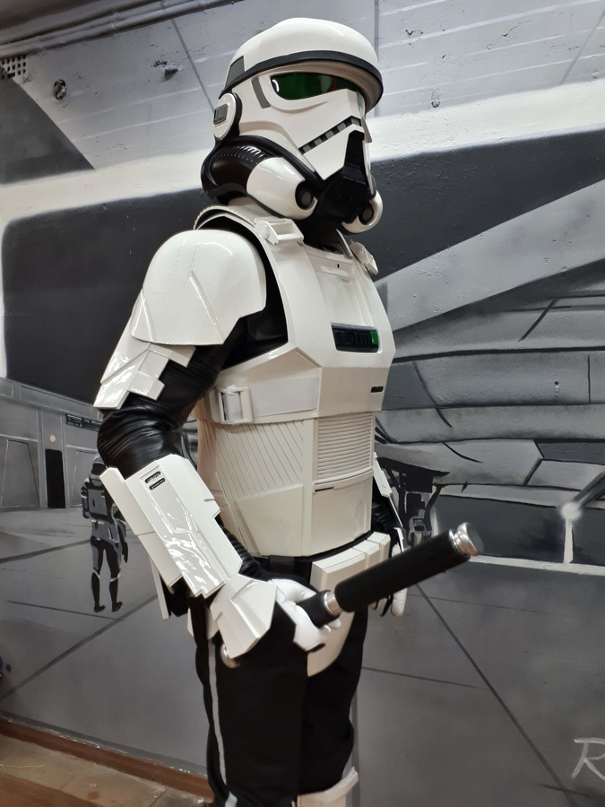 ArmoryShop Launching Their Official Website for Easy Access to Star Wars Replica Costumes