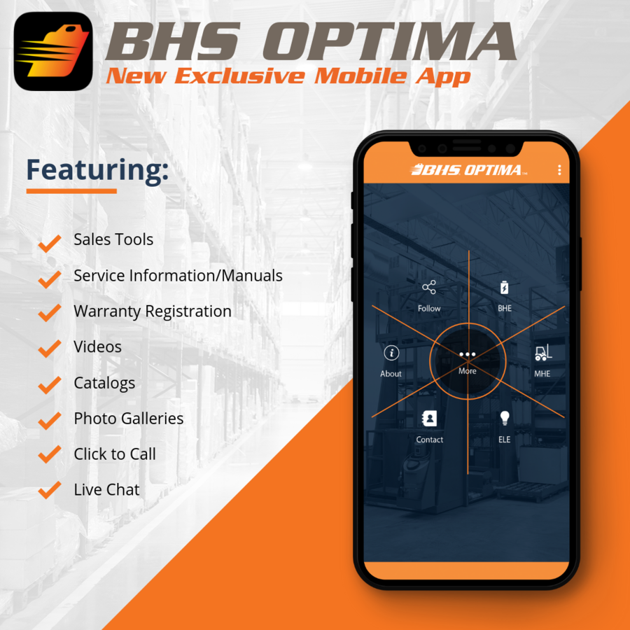 BHS, Inc. Releases Exclusive Mobile App for Dealers and End-Users