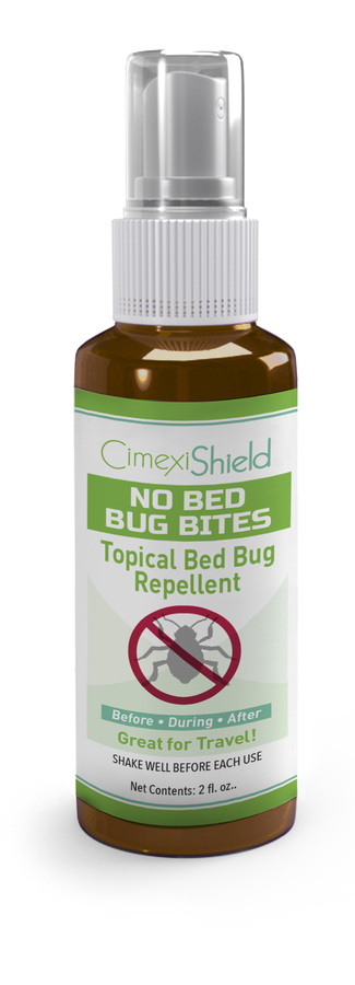 RxBioLabs Starts Production of CimexiShield a Bed Bug Repellent for Skin