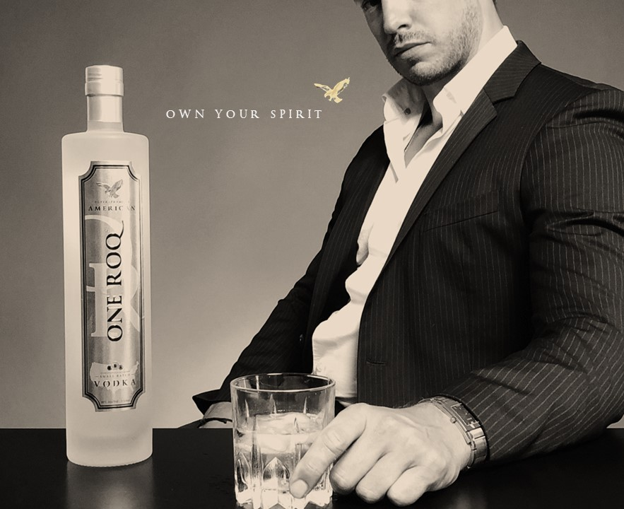 ONE ROQ Vodka Announces Debut in California