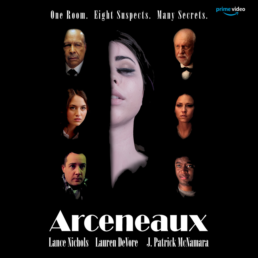 Lance Nichols Shines in Lead Role in New Series Arceneaux