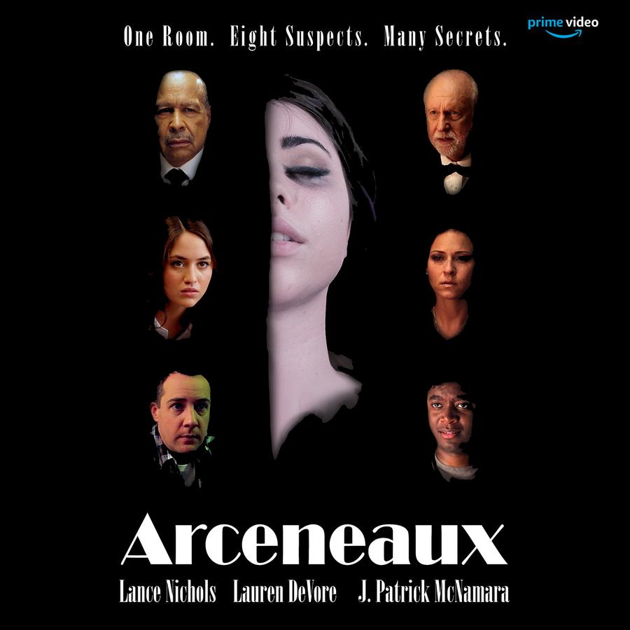 Lance Nichols Shines in Lead Role in New Series Arceneaux