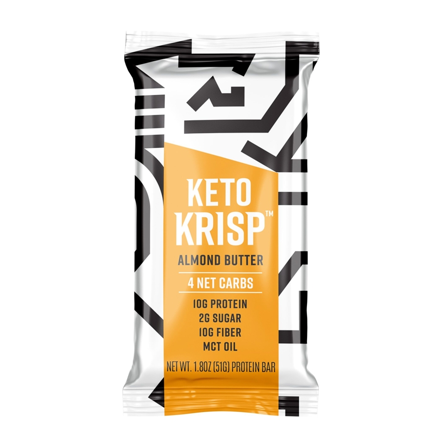 Keto Krisp Now Available at Earthbar