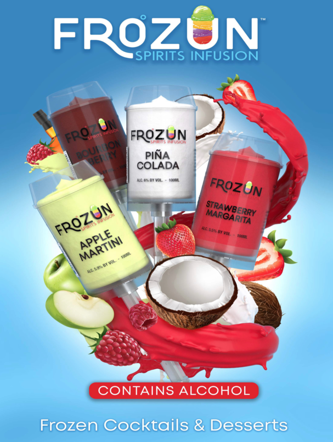 Frozun Spirits Infusion 