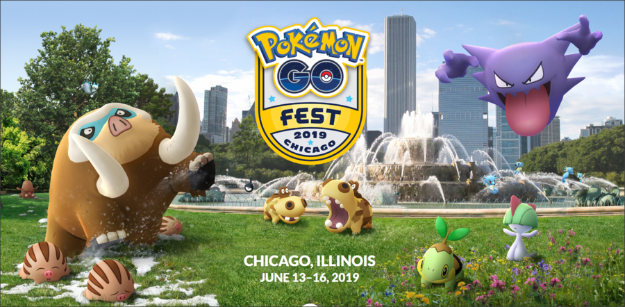 Chicago's Pokémon GO Fest 2019 Had Gigabit+ Internet Powered by Everywhere Wireless