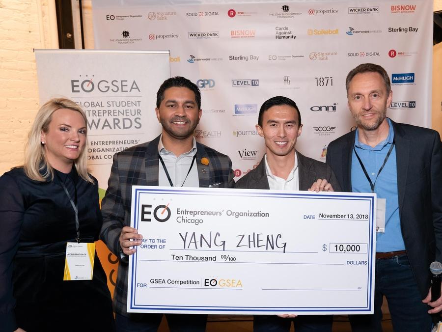The Entrepreneurs' Organization and Everywhere Wireless Celebrate Student Entrepreneurs in their Second Annual Celebration of Entrepreneurship