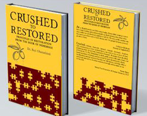 Trauma, Anxiety, Depression And Stress: Dr. Feyi Obamehinti Shows Us How To Overcome Trauma In New Book, 'Crushed To Restored'