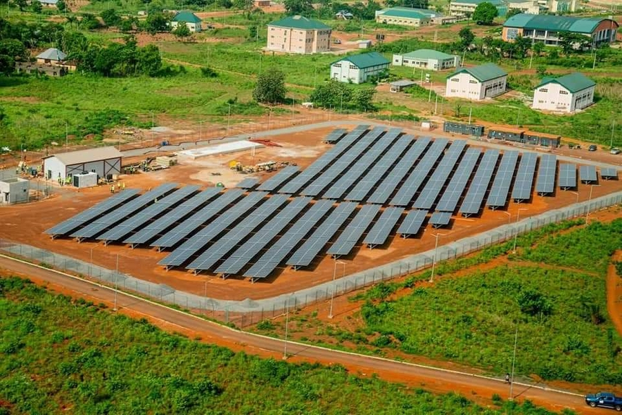 The Federal Government of Nigeria Commissions its First Solar Hybrid Power Plant at a Federal University under the Energizing Education Programme