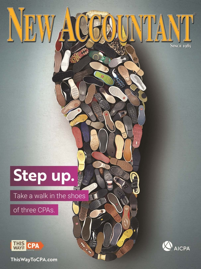NEW ACCOUNTANT's Back to School Issue Explores Launching Your Accounting Career to New Heights!