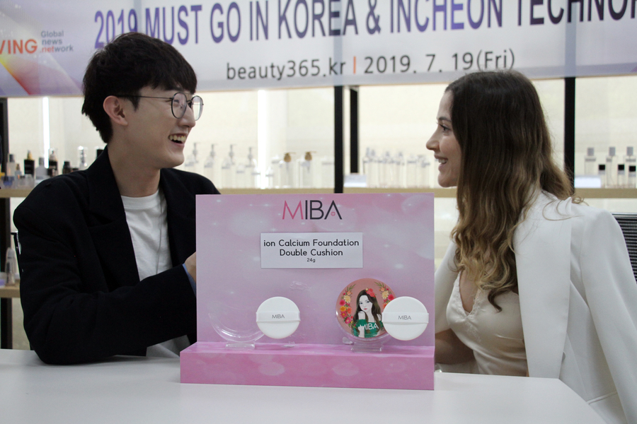MUST GO IN KOREA Beauty 365 Successfully Held at Incheon TP